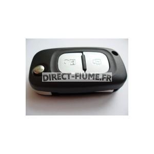 clé adaptable Modus Kangoo Clio Twingo Megane X07