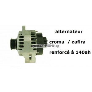 alternateur zafira astra vectra alfa 159 croma