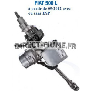 colonne de direction Fiat 500 L 500l
