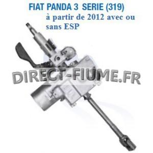 colonne direction Fiat Panda 3 de 2012 et après