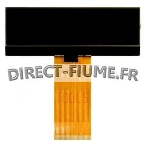 Ecran LCD odométre modus
