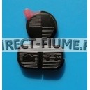 Boutons adaptable coque clé bmw